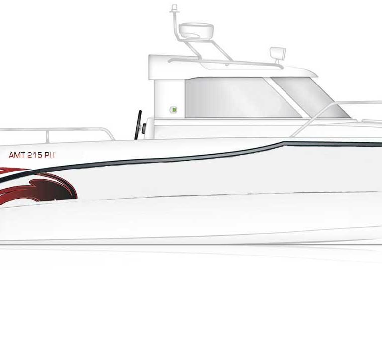AMT 215PH skiss Suzuki Edition