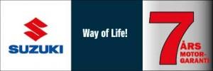 7 års garanti Way of Life logotyp