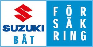 Suzuki båtförsäkring logotyp