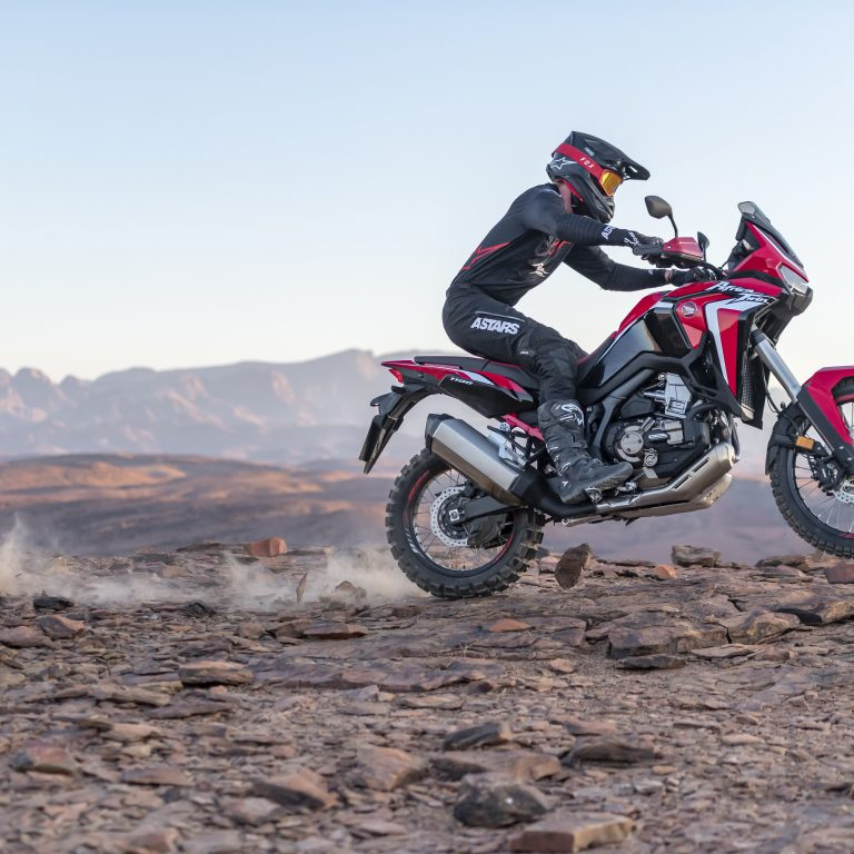 Offroad-pack Africa Twin Manuell L1